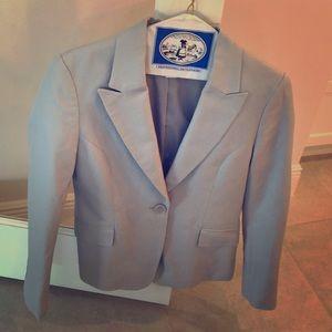 Jackets & Blazers - H&M Linen Blazer sz 8